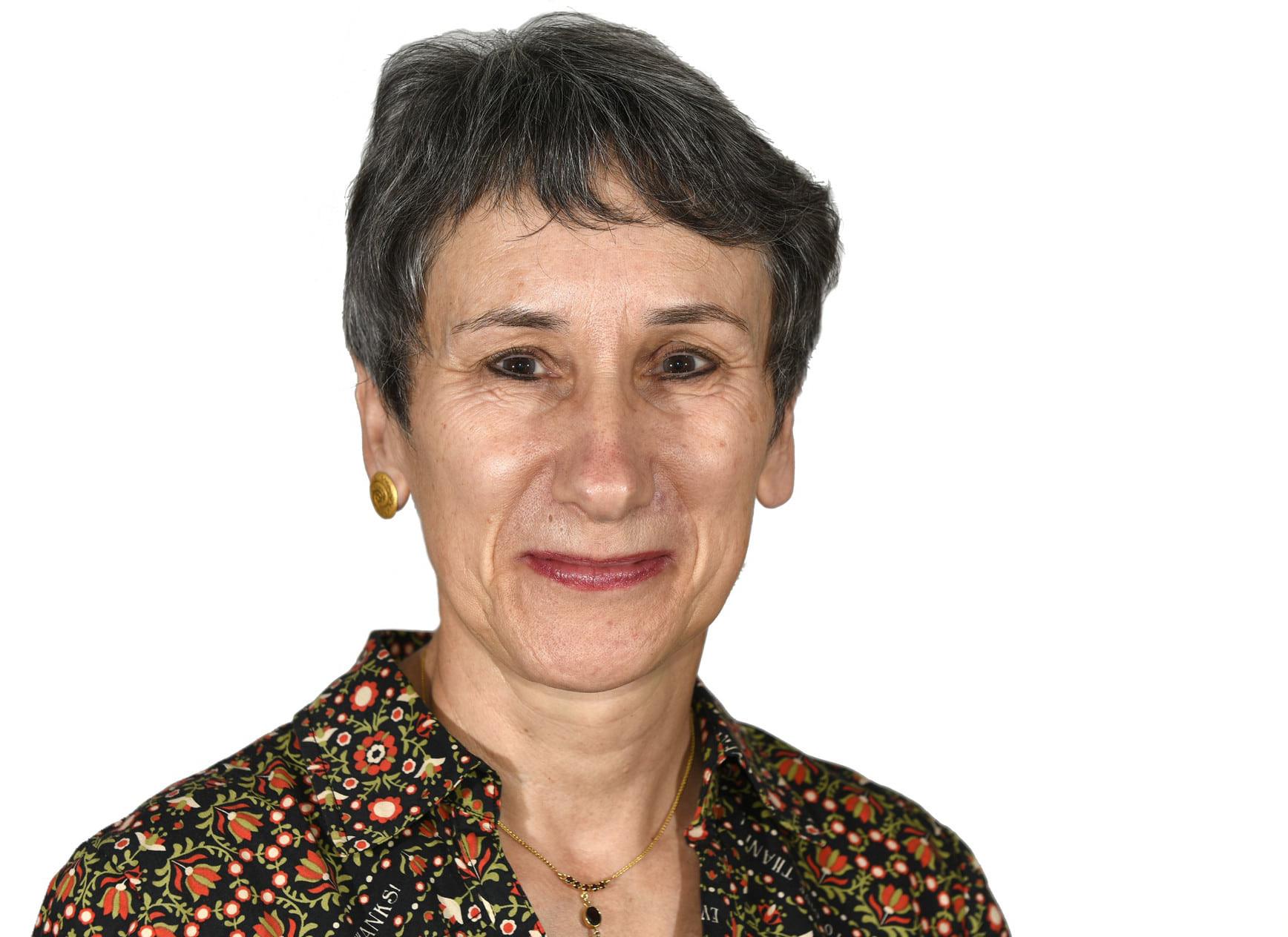 Frau Karin Hille-Jacoby