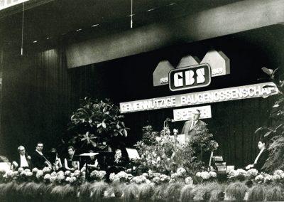 50 Jahrfeier GBS mit Bundesminister Lauritzen