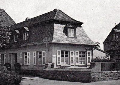 Büro bis 1949