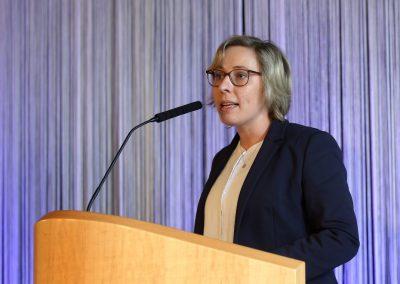 Jubiläums-Veranstaltung Frau Seiler