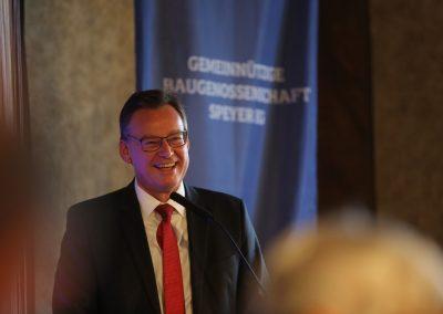 Jubiläums-Veranstaltung Herr Gedaschko