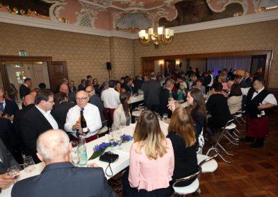 Jubiläums-Veranstaltung Saal