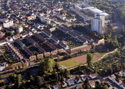 Luftbild Speyer-West