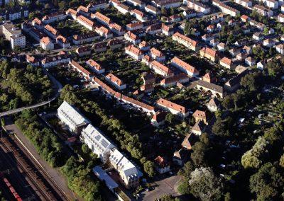 Luftbild Speyer- West