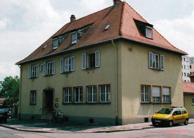 altes Bürogebäude bis 1999